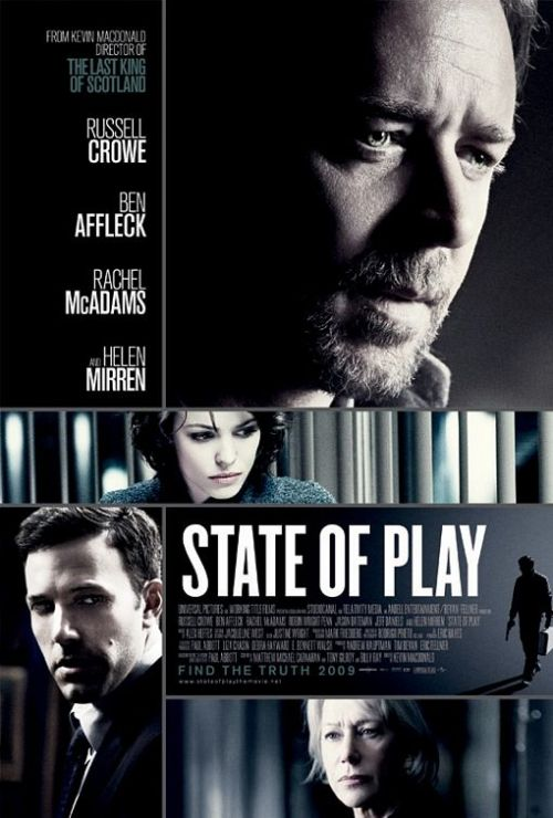 state of play US poster