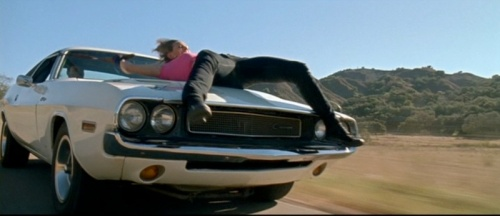 challanger death proof