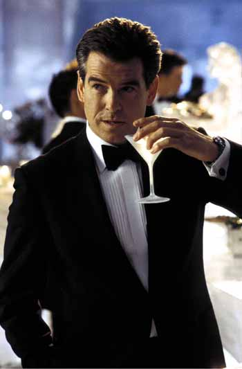 bond with another martini