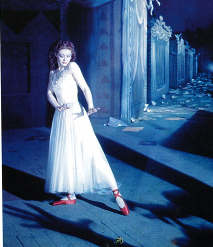 the red shoes moira shearer