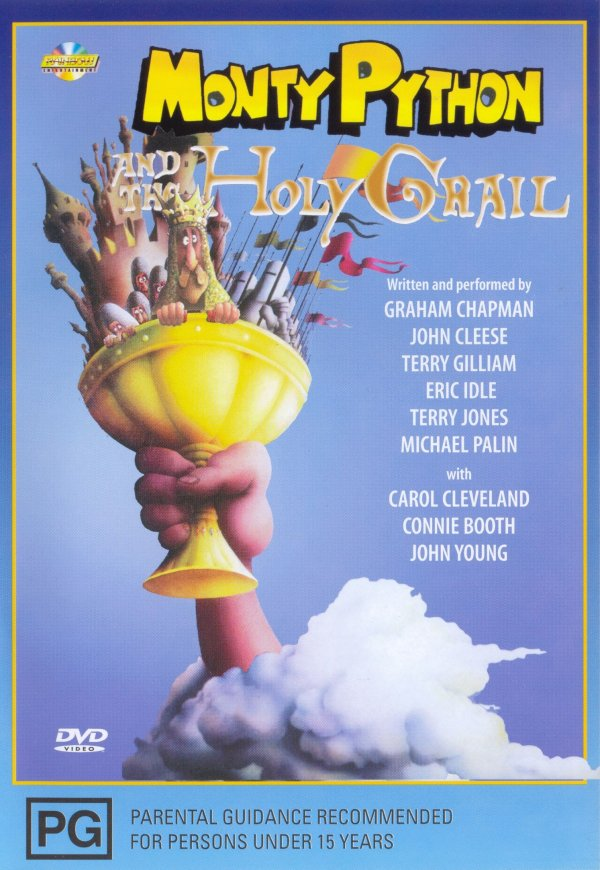 a review of the film monty python and the holy grail Read movie and film review for monty python and the holy grail (1975) - terry gilliam, terry jones on allmovie - the first feature-length film from monty python.