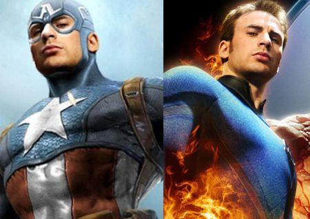 The Avengers Universe ...