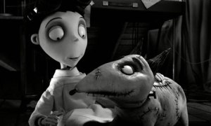 It's a dog's death … Frankenweenie