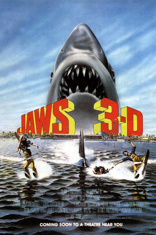 Jaws 3d | Fandango Groovers Movie Blog