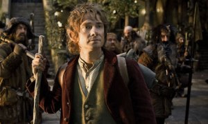 2012, THE HOBBIT -  UNEXPECTED JOURNEY