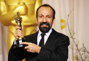 Last years winner: Asghar FarhadI for A Separation