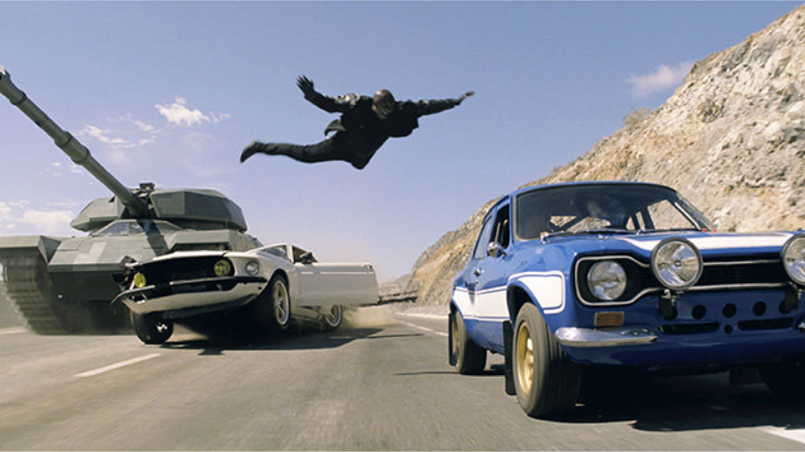 Fast and Furious 6 (2013) de Justin Lin - Selenie