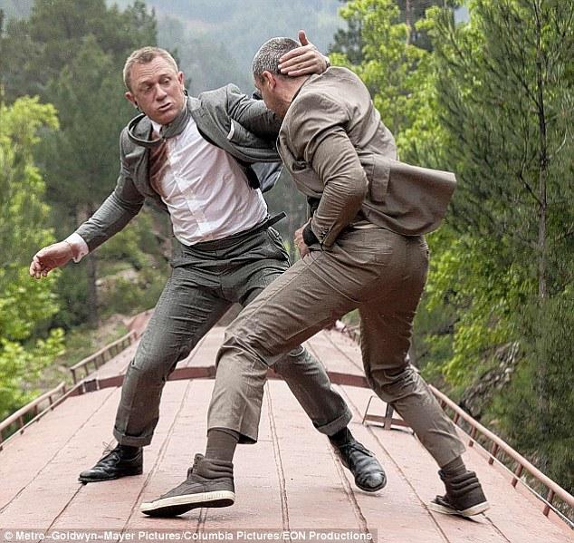 James Bond Action Movie