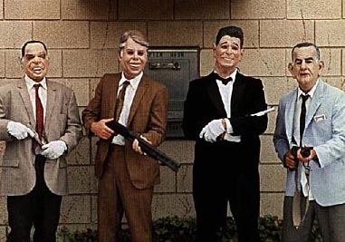 point break the Ex Presidents