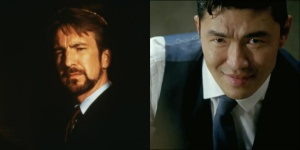 Hans Gruber and Kang