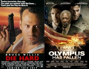 Olympus Has Fallen or Die Hard in The Whitehouse