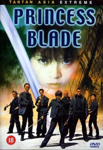 The Princess Blade poster