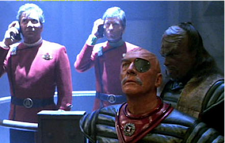 Christopher Plummer Star Trek VI The Undiscovered Country