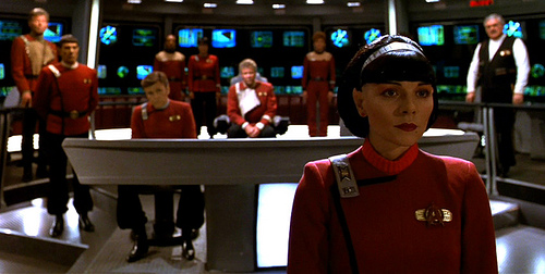 Kim Cattrall Star Trek VI The Undiscovered Country