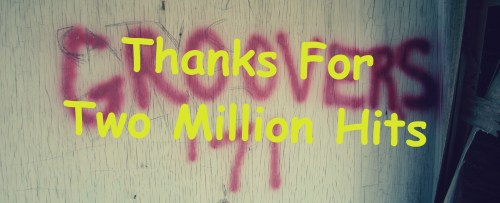 Thanks for 2 million Hits