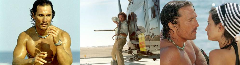 Dirk Pitt Matthew McConaughey