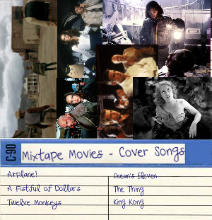 Mixtape Movies - Cover Songs