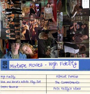 Mixtape Movies  High Fidelity