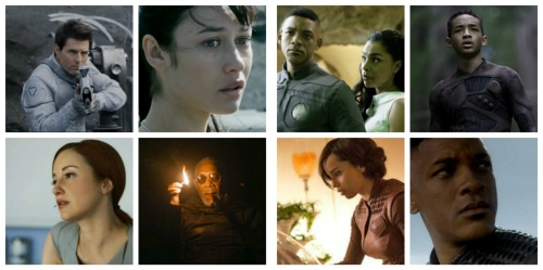 Oblivion & After Earth The Talent