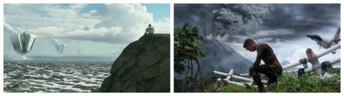 Oblivion & After Earth