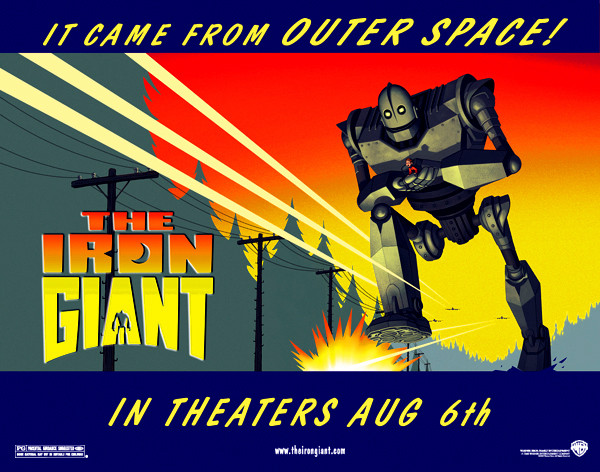 Blind Spot Series: The Iron Giant : Fandango Groovers ...