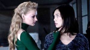 Viper and Mariko in the wolverine