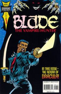 Blade Comic