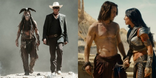 The Lone Ranger John Carter