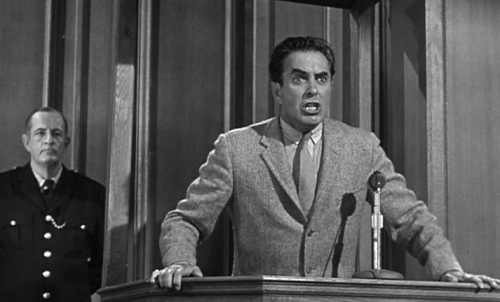 Witness for the Prosecution Tyrone Power