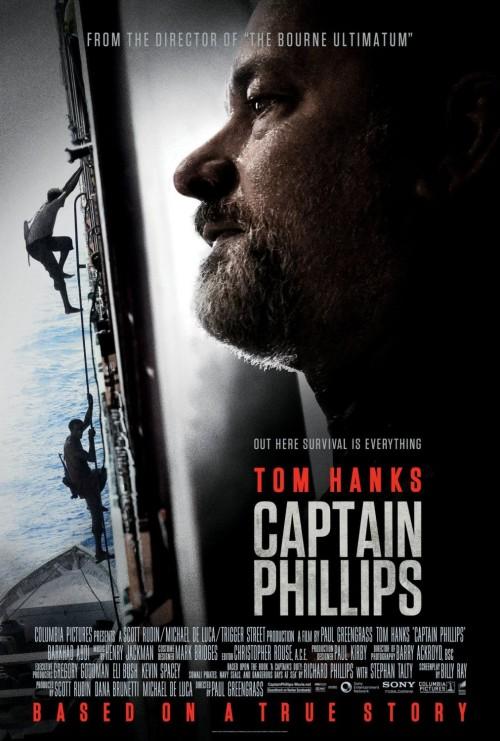 Captain Phillips Poster