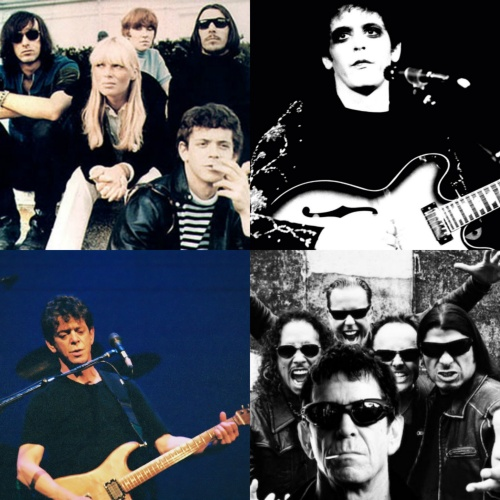 Lou Reed (March 2, 1942 – October 27, 2013)