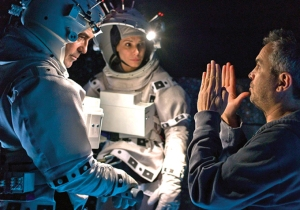 Alfonso Cuarón for Gravity