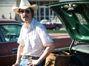 Matthew McConaughey for Dallas Buyers Club