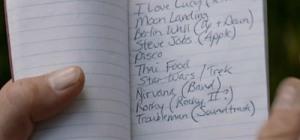 steve rogers list