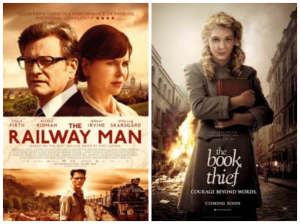 the railway man and the book thief