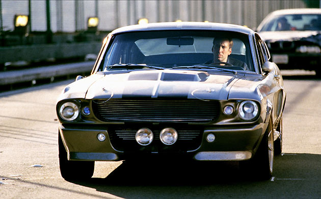 Eleanor Gone in Sixty Seconds