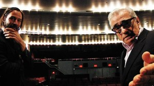 Martin Scorsese side by side