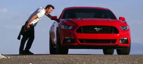Need For Speed 2015 Mustang