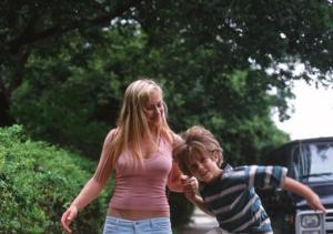boyhood and Patricia Arquette