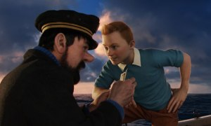 The Adventures of Tintin,
