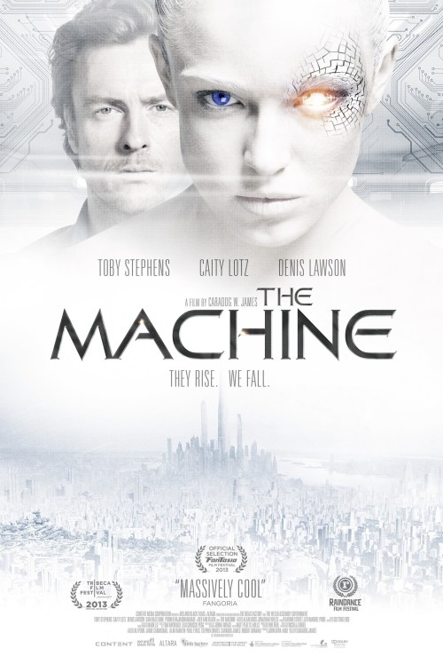The Machine poster