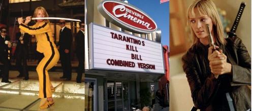 Kill Bill Vol 1 and Kill Bill Vol 2
