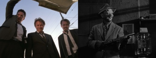 Reservoir Dogs  and The Killing