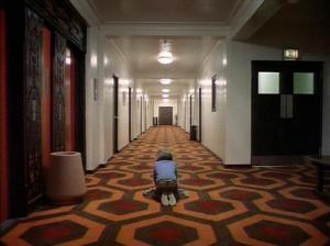 Hotel in The Shining