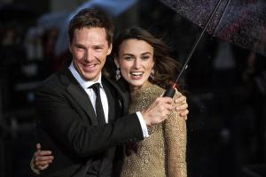The Imitation Game European premier