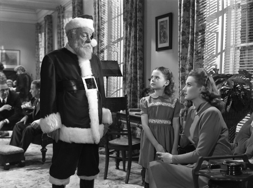 miracle on 34th street Edmund Gwenn