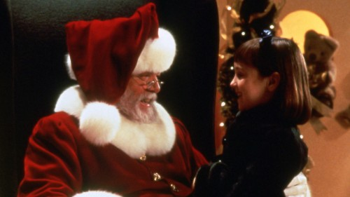 miracle on 34th street Richard Attenborough