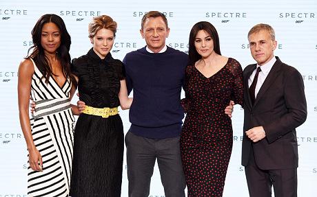 SPECTER cast