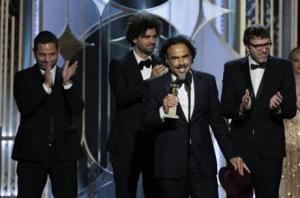 Alejandro González Iñárritu  Nicolás Giacobone Alexander Dinelaris Armando Bo