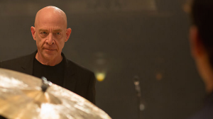 j k simmons whiplash